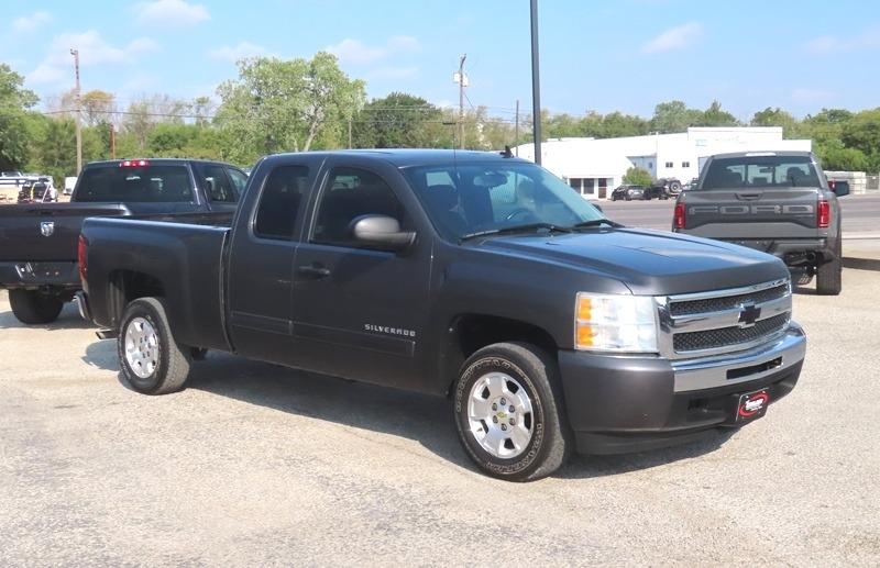 Chevrolet Silverado 1500 2010 price $12,950