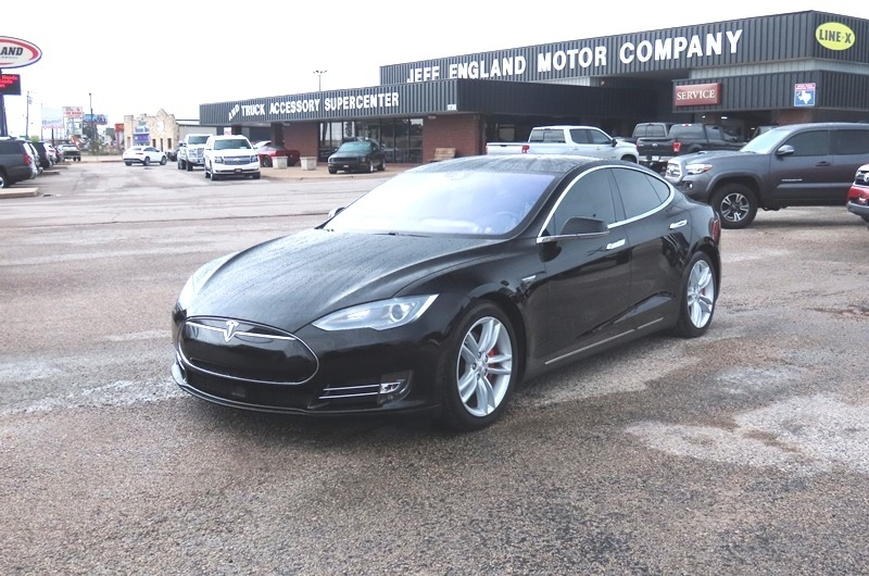 Used Tesla Model S Cleburne Tx