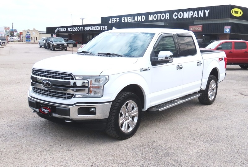 Ford F-150 2018 price $38,950