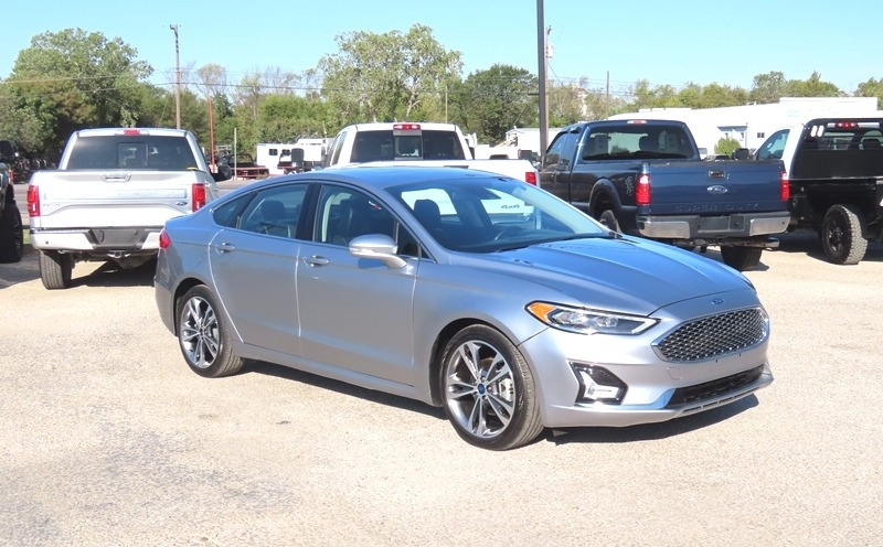 Ford Fusion 2020 price $21,950