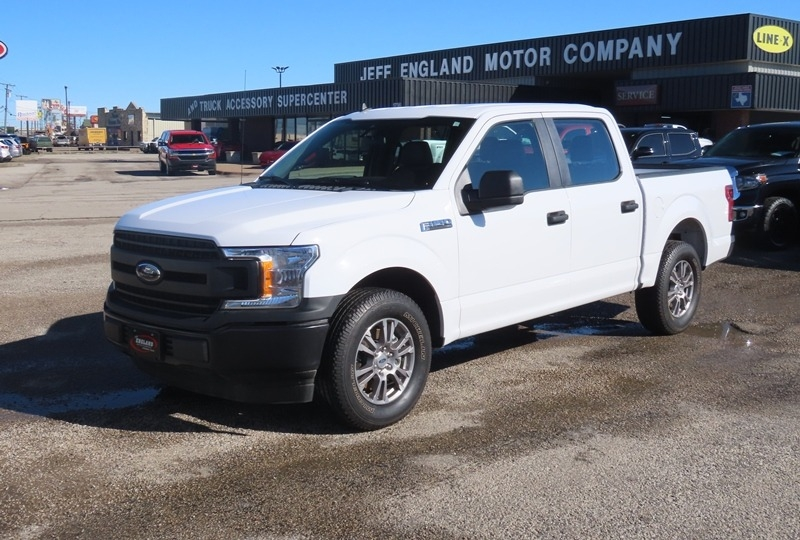Ford F-150 2020 price $31,950