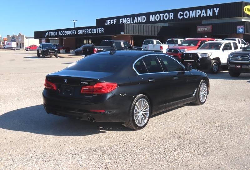 BMW 5-Series 2018 price $34,950