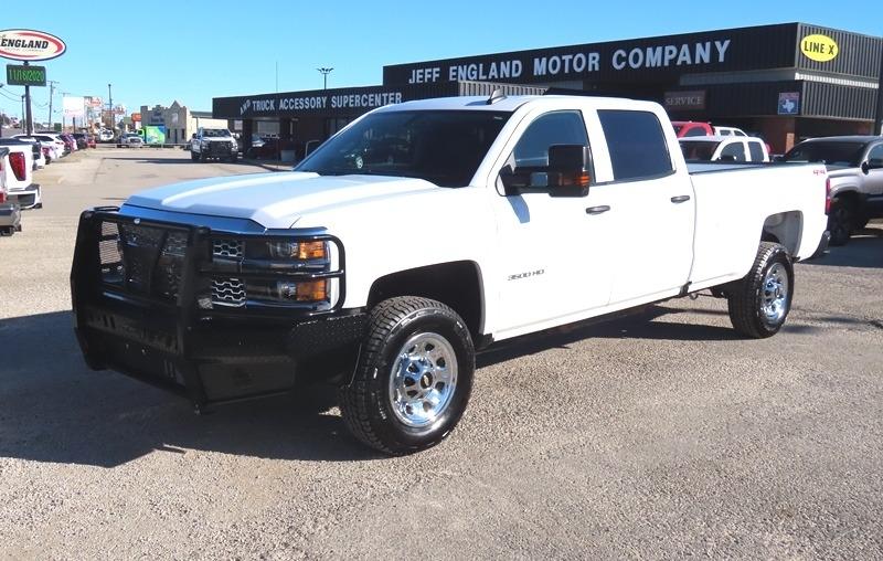 Chevrolet Silverado 3500HD 2019 price $34,950