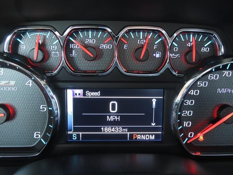 Chevrolet Silverado 1500 2014 price $16,950