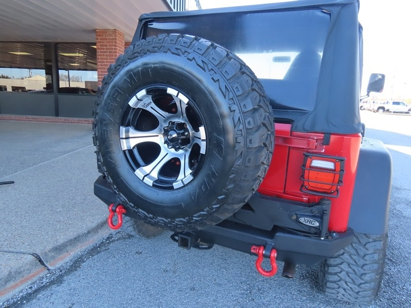 Jeep Wrangler 1999 price $12,950