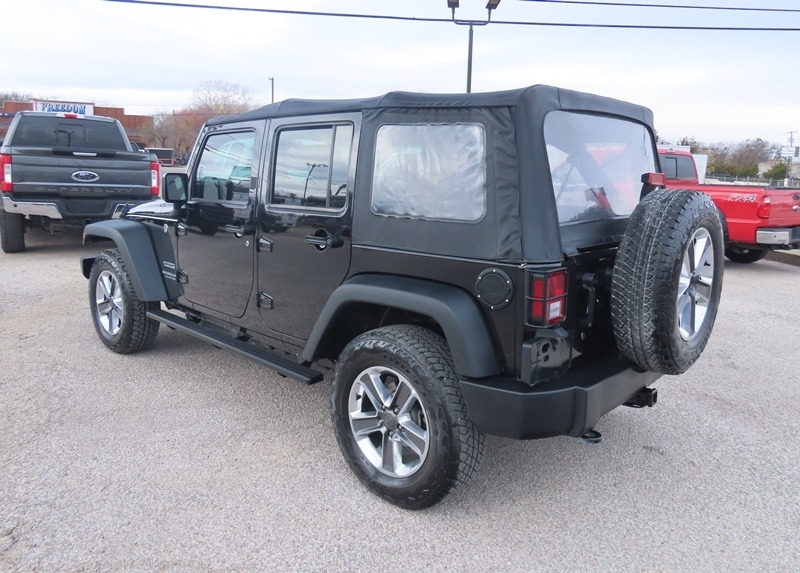 Jeep Wrangler Unlimited 2016 price $28,950