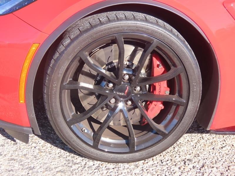 Chevrolet Corvette 2019 price $65,950