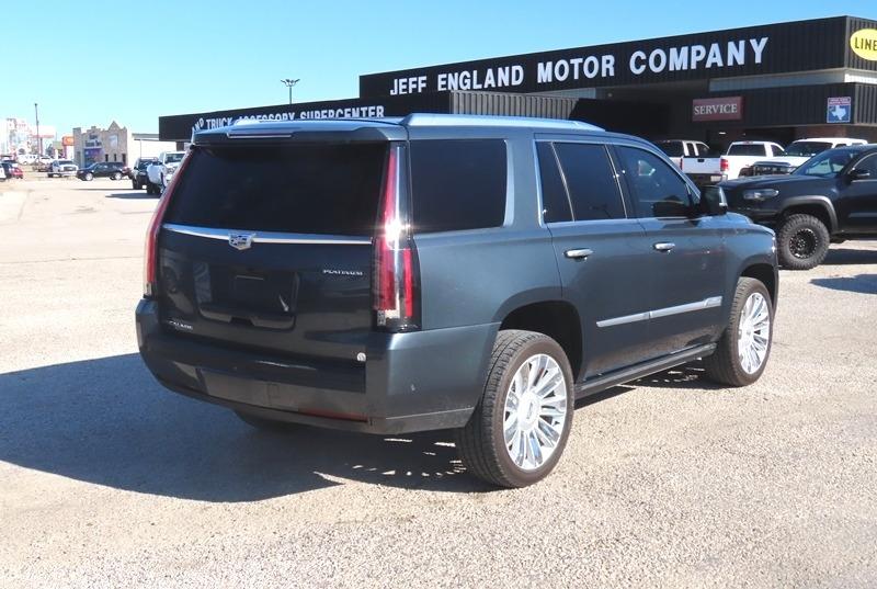 Cadillac Escalade 2019 price $76,950