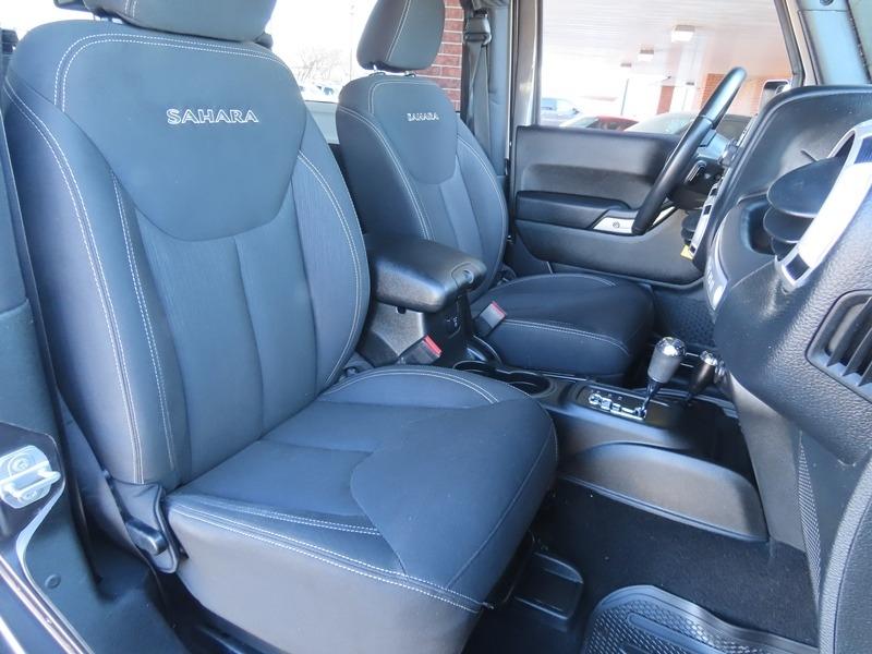 Jeep Wrangler 2016 price $26,950