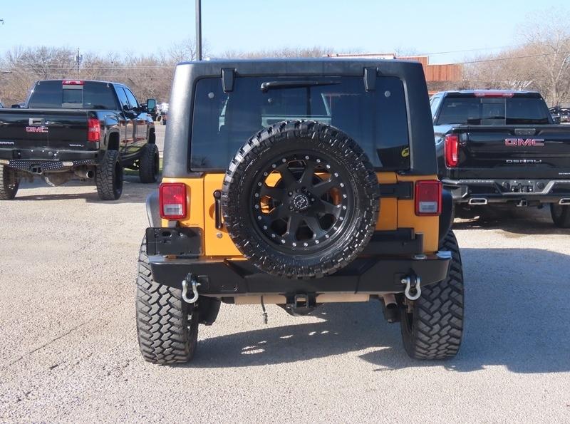 Jeep Wrangler Unlimited 2013 price $28,950
