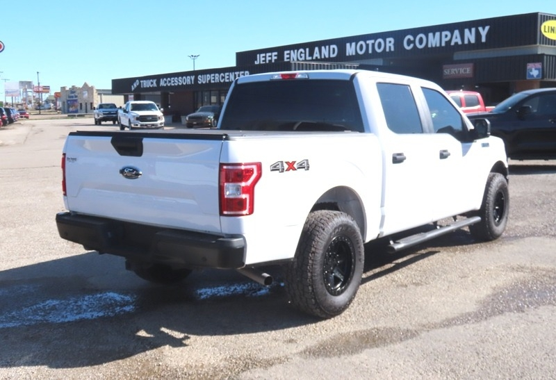 Ford F-150 2019 price $43,950