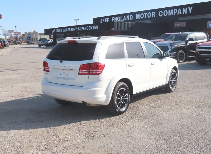 Dodge Journey 2018 price $20,950