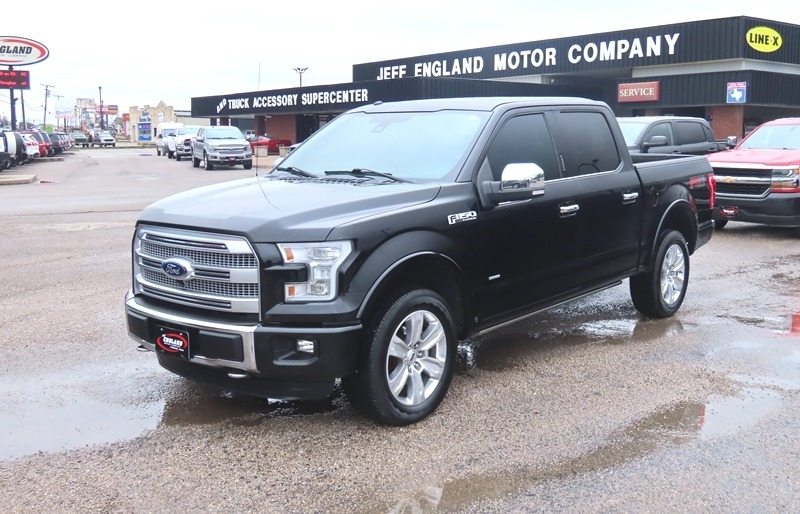 Ford F-150 2016 price $42,950