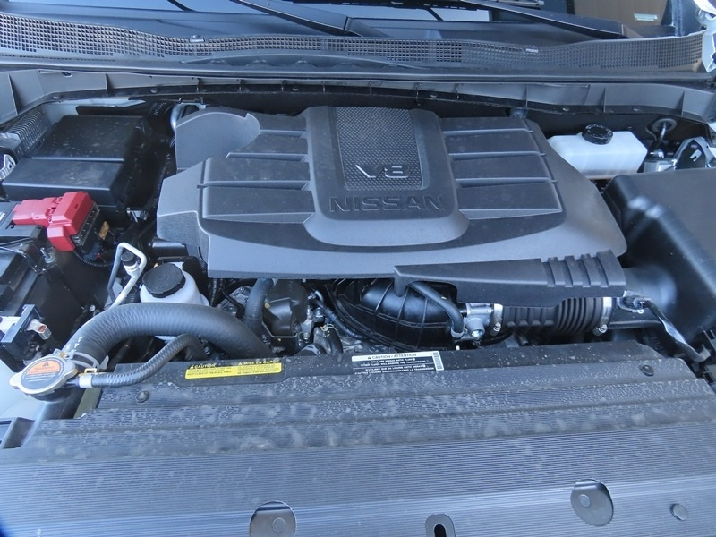 Nissan Titan 2021 price $49,950