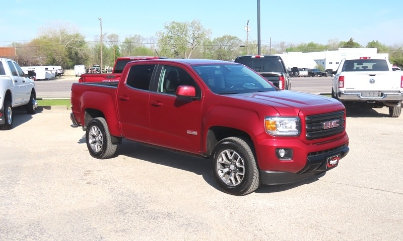 GMC Canyon 2019 price $36,950