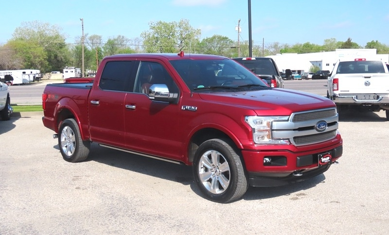 Ford F-150 2019 price $50,950