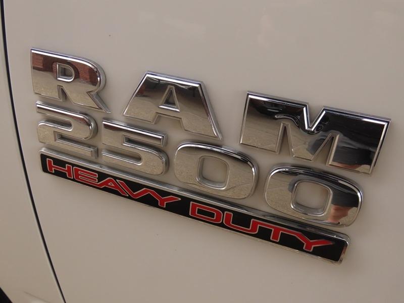RAM 2500 2018 price $46,950