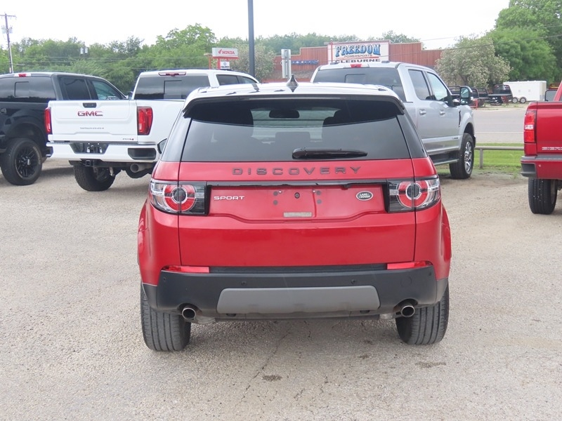 Land Rover Discovery Sport 2018 price $32,950