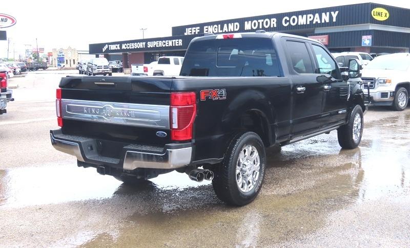 Ford Super Duty F-250 2020 price $82,950