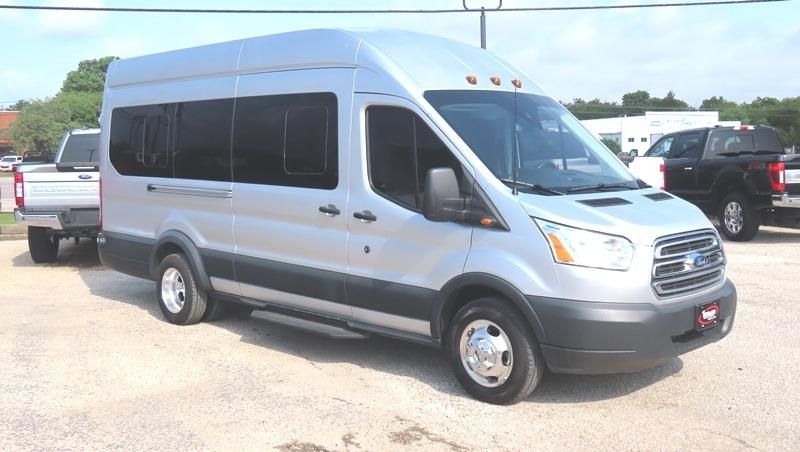 Ford transit 2018 price $43,950