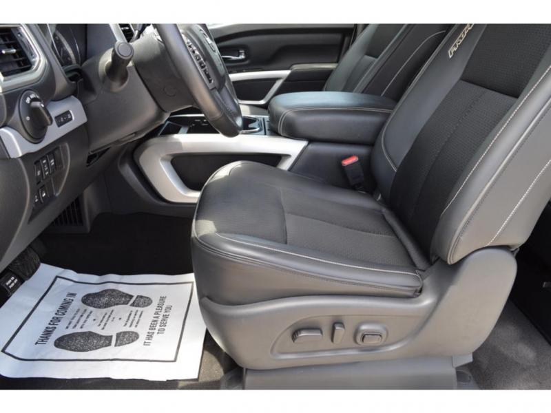 Nissan Titan 2017 price $39,950