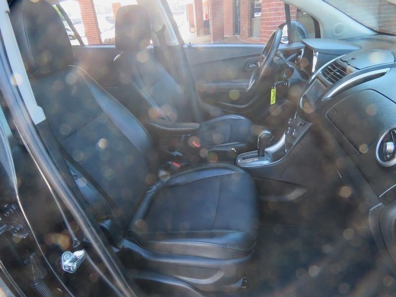 Chevrolet Trax 2015 price $14,950