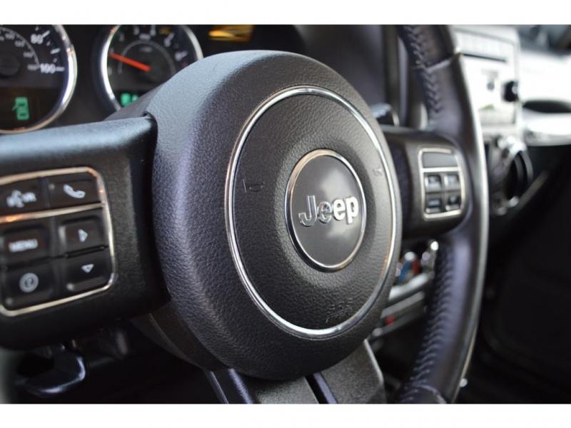 Jeep Wrangler Unlimited 2012 price $36,950