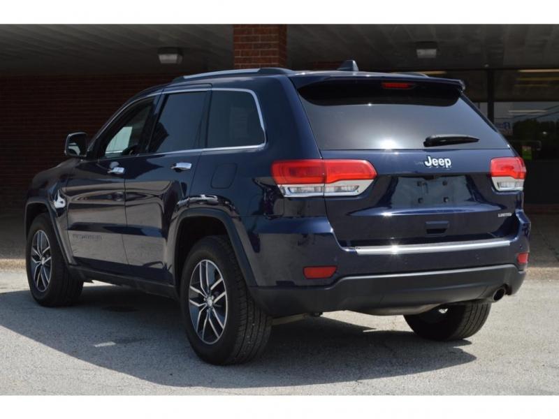 Jeep Grand Cherokee 2017 price $29,950
