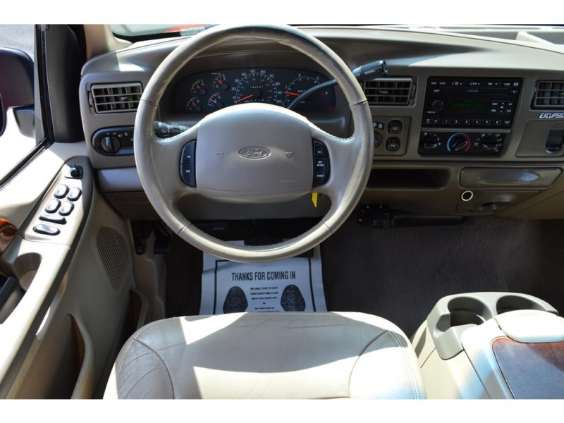 Ford Excursion 2001 price $25,950