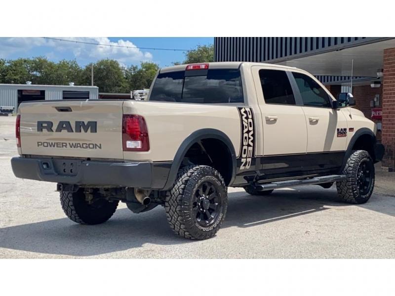 Ram 2500 2018 price $56,950