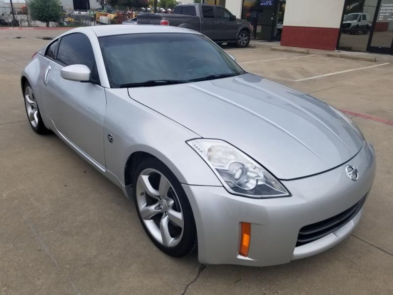 Nissan 350Z 2006 price $8,850