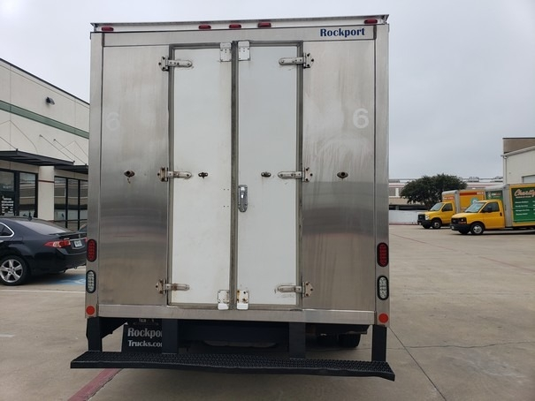 Ford E-450 Box 16 ft Box Truck 2014 price $21,990