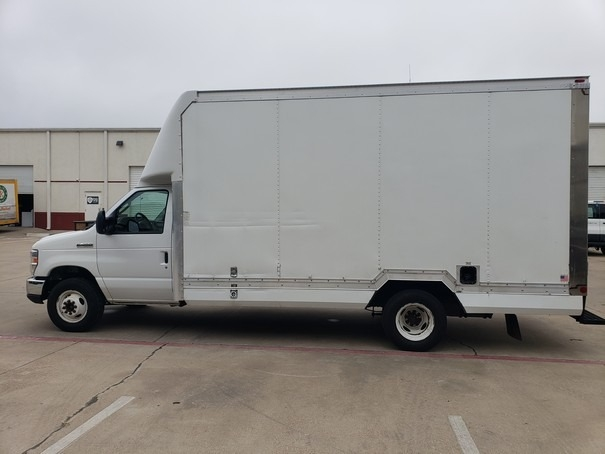 Ford E-450 Box 16 ft Box Truck 2014 price $21,990