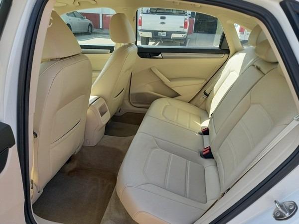 Volkswagen Passat Leather Heated Seats Bletooth 2015 price $7,500