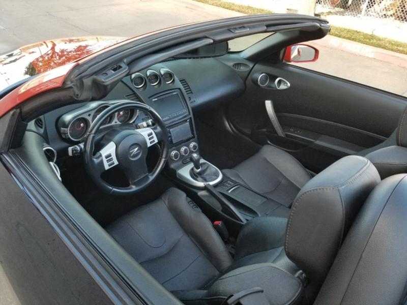 Nissan 350 Z 2008 price $11,750