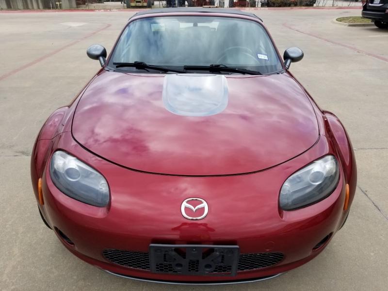 Mazda MX-5 Miata 2007 price $10,500
