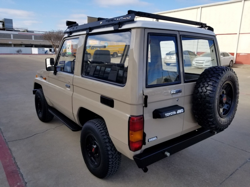 Toyota Land Cruiser 1985 price $32,500