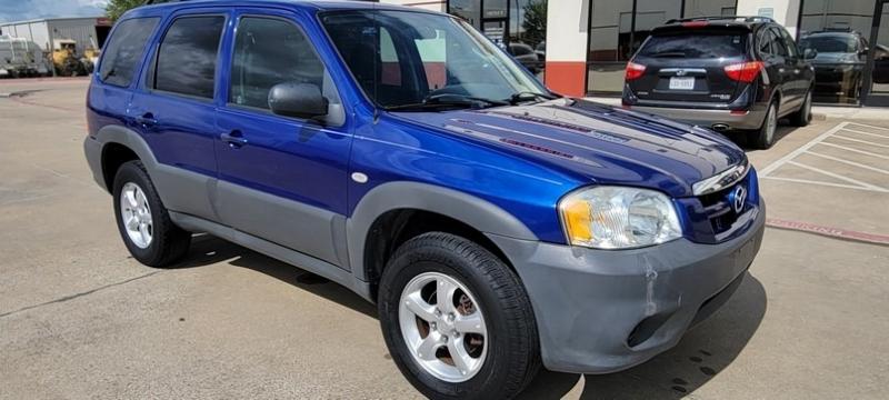Mazda Tribute 2006 price $5,750