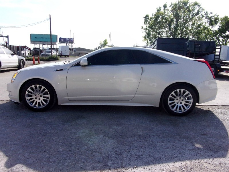 Cadillac CTS Coupe 2011 price $16,995