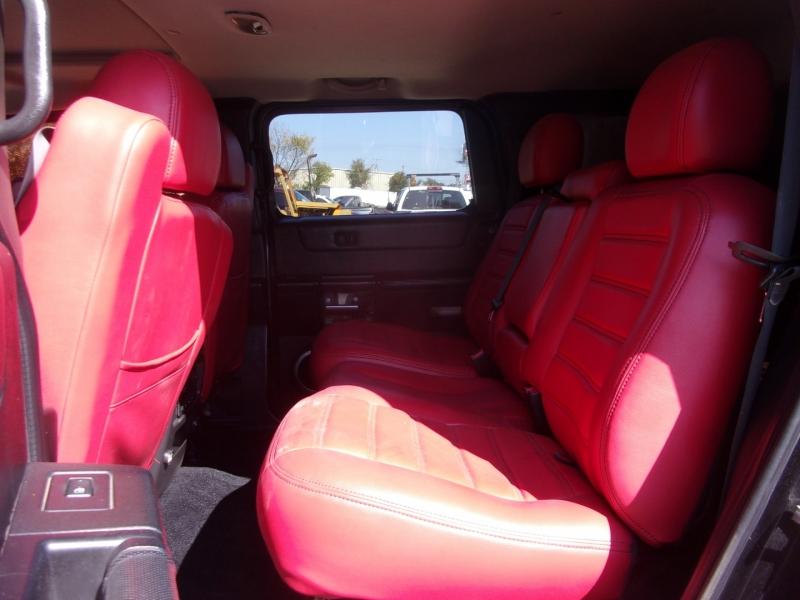 Hummer H2 2005 price $20,995