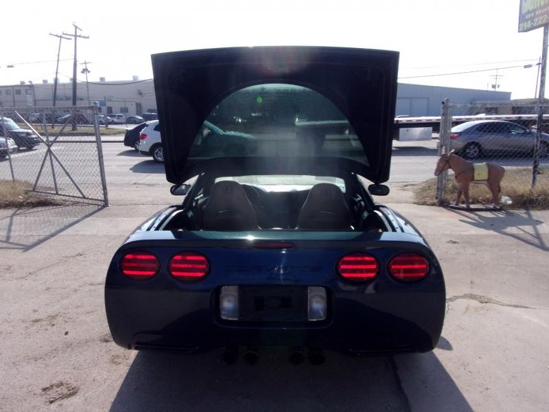 Chevrolet Corvette 2000 price $18,995