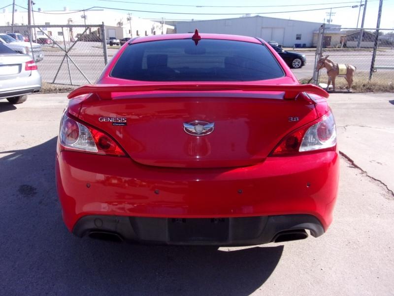 Hyundai Genesis Coupe 2010 price $9,995