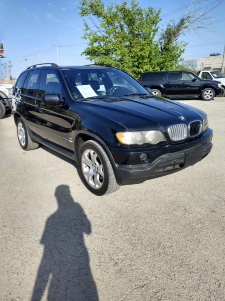 BMW X5 2002 price $8,995