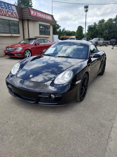 Porsche Cayman 2007 price $26,995