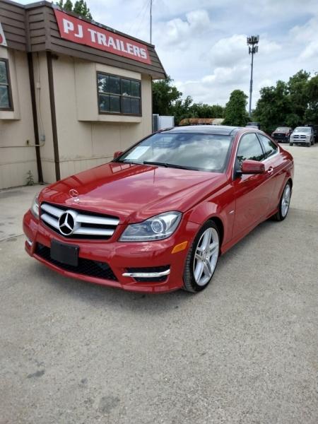 Mercedes-Benz C-Class 2012 price $26,995