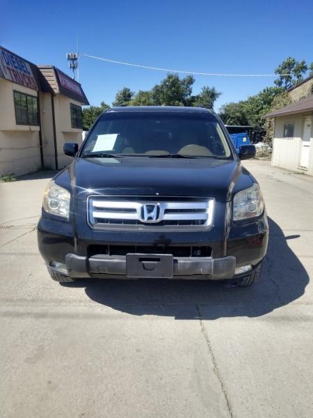 Honda Pilot 2008 price $14,995