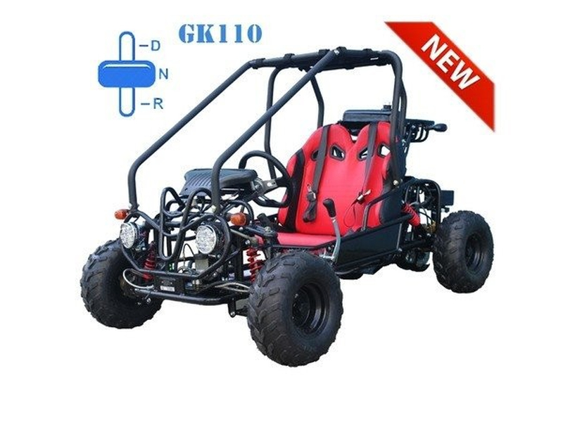 TAO USA GO KARTS GK110 AUTOMATIC 2021 price $1,299