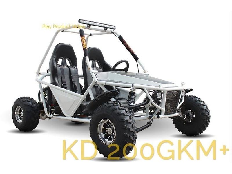 KANDI USA GKM 200 2020 price $2,699