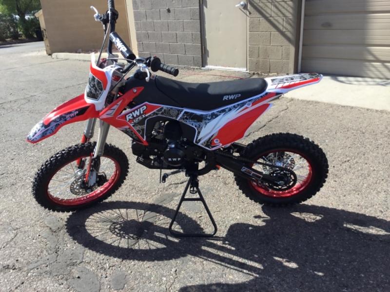 RWP 125X 2021 price $1,299