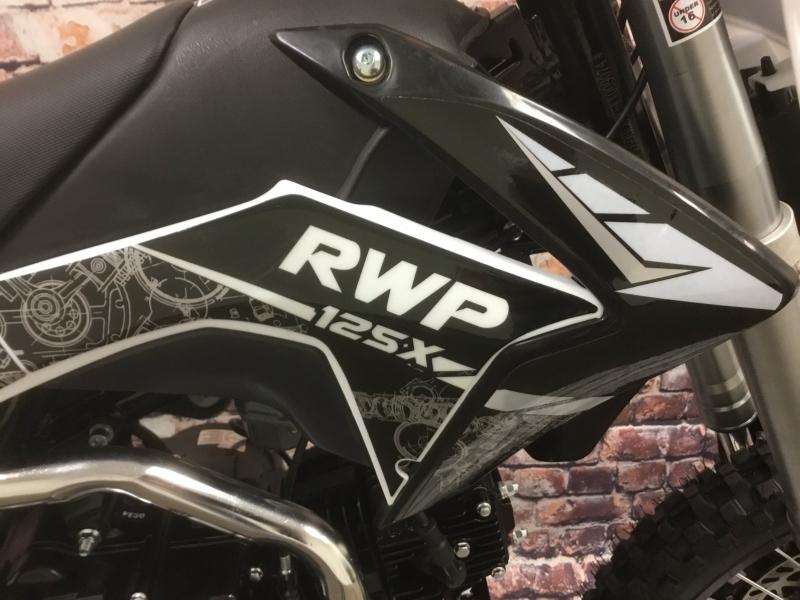 Rebel West RWP 125X 2021 price $1,299